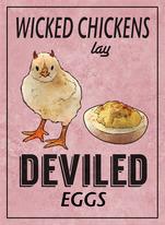 wickedchickenslaydeviledeggs